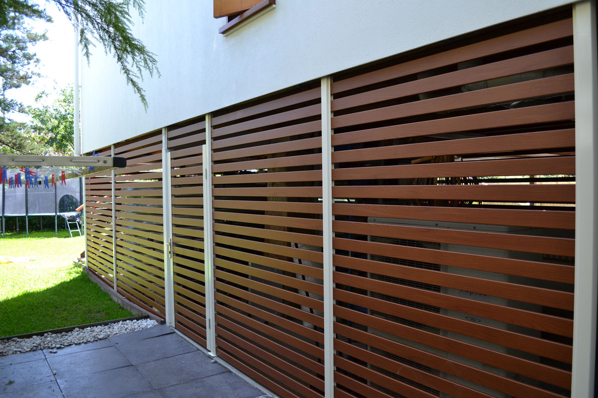 Aluminium Patio Enclosures