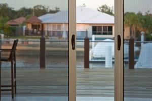 INVISI-GARD security screens